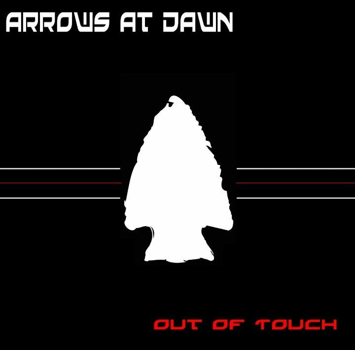 """Image of """"Out of Touch"""" LP"""