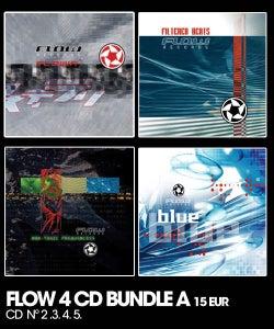 Image of Flow Four Cd Bundle A