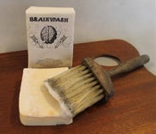 Image of Brainwash All Natural Handmade Brush Soap 5oz