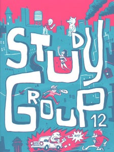 Image of Studygroup12 Comics Anthology No 4
