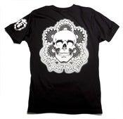 Image of Men's PluraBella Skull T_Black