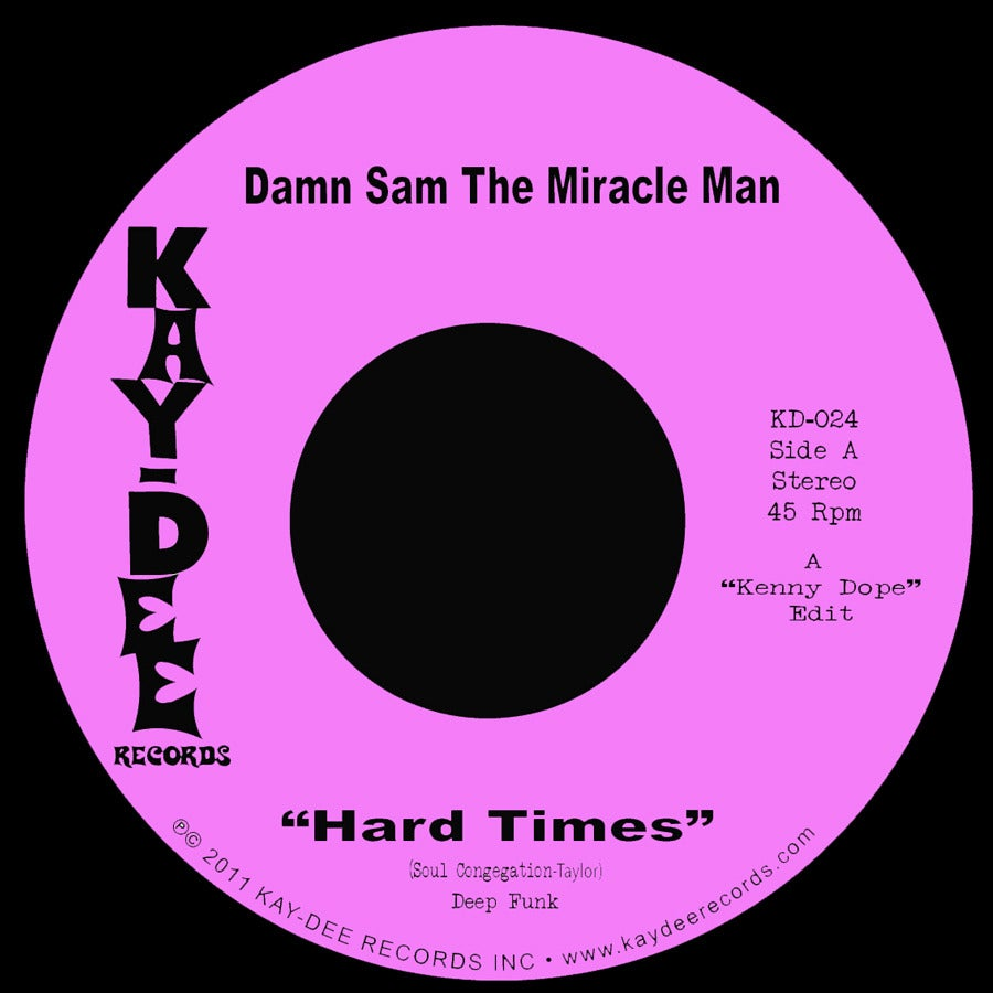 Image of KD024-DAMN SAM THE MIRACLE MAN