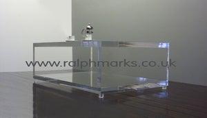 Image of Acrylic Perspex Coffee Table UK