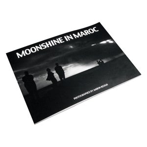 Image of Moonshine in Maroc Book (Signed)