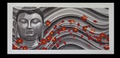Image of Buddha Print by Brenda Flatmo