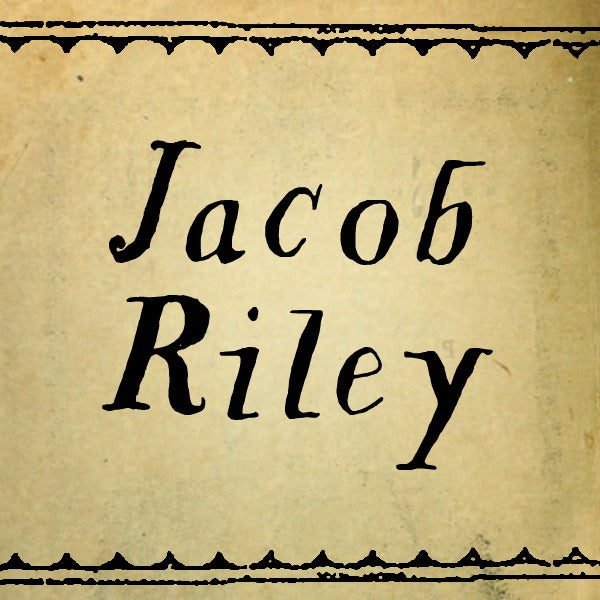 Jacob Riley Font - Magpie Paper Works