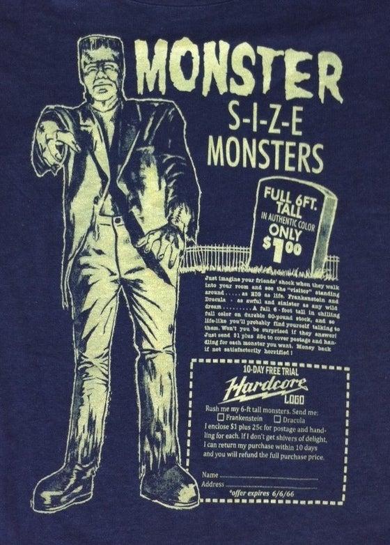 Image of Monster Monster! Guys & Ladies T-Shirt