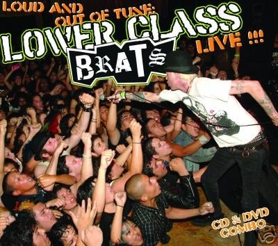 Image of Loud and Out of Tune: LIVE!!! CD (+ Bonus DVD)