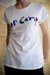 Image of Our Camp Organic Tshirt