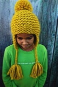 """Image of Bonnet """"Inti"""", alpaga&laine"""