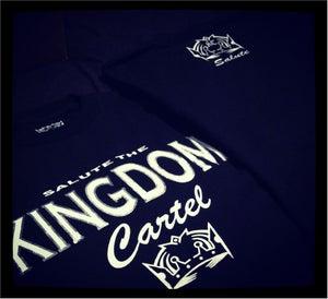 Image of Salute The Kingdom Cartel Tees