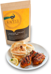 Image of Tandoori Chicken & Naan Mix