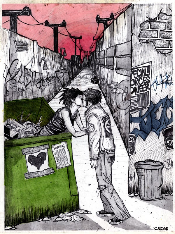 Image of Dumpster Love