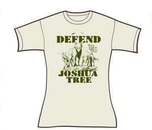 Image of Defend Joshua Tree (Coyote) - Women's