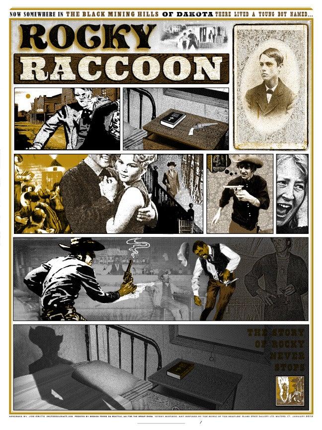 Image of Rocky Raccoon