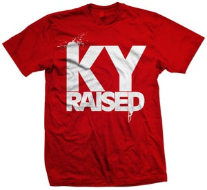 Image of Ky Raised in Red