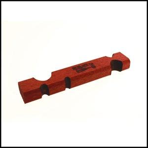 Image of Purple Heart Bracelet Block