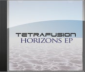 "Image of ""Horizons EP"" CD"