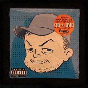 "Image of ""The Other Dude"" CD/DVD AVAILABLE NOW!"