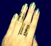 Image of 'Sophie' Spiral Ring