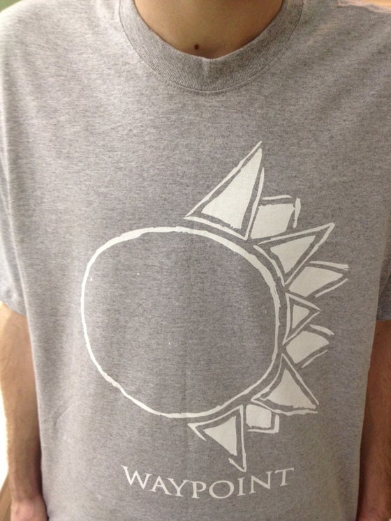 Image of White Sun Shirt