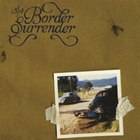 """Image of THE BORDER SURRENDER - Blood In The Snow - 7"""" vinyl"""