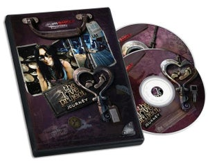 Image of The Love Project Journey DVD/EP