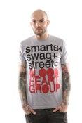 Image of BHG Streets Smart Swag Grey T-Shirt