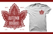 Image of Leaf Crest Tee - Sold out