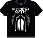 """Image of Bleeding Oath - 50 Limited Edition """"FUCK OFF"""" Shirt."""