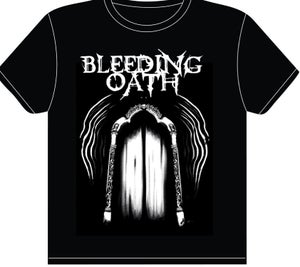 "Image of Bleeding Oath Shirt (No ""Fuck Off"" Print)"