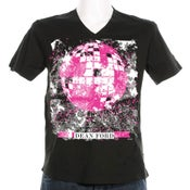 """Image of LIMITED EDITION """"Disco Ball"""" V-Neck T-Shirt"""