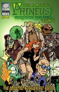Image of Complete Phineus Volume 1