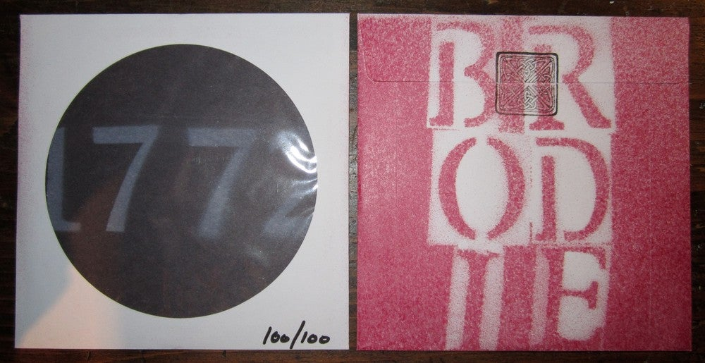 Image of '1772' EP CD-R