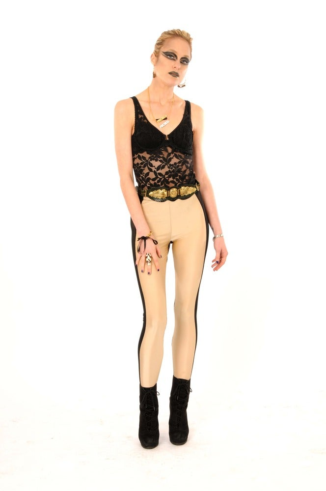 Image of ONIA CLASSIC NUDE LEOPARD...