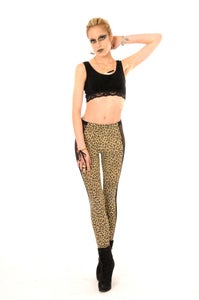 Image of ONIA LEOPARD LEGGINGS...