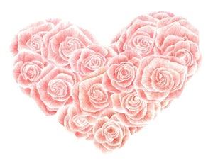 Image of Heart Print
