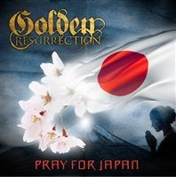 Image of Golden Resurrection - Pray For Japan - DOOCD002