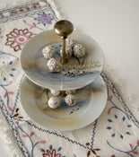 Image of cake stand asian style