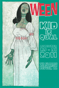 Image of KIQ/WEEN NYE Poster - only 50 made