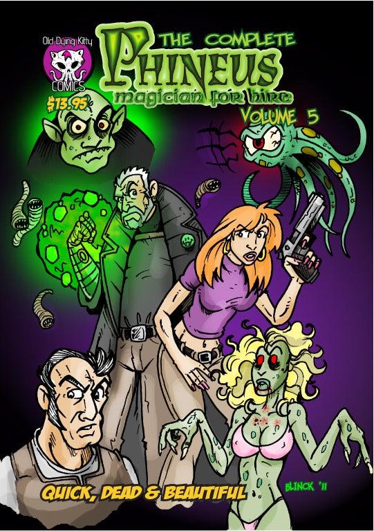 Image of Complete Phineus Volume 5