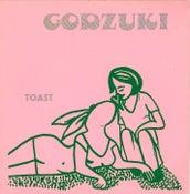 """Image of GODZUKI """"TOAST"""" b/w """"GLEASON ROCKET"""" march records 45"""