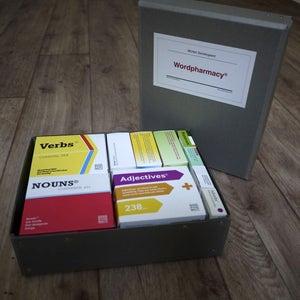 Image of Wordpharmacy box (english)