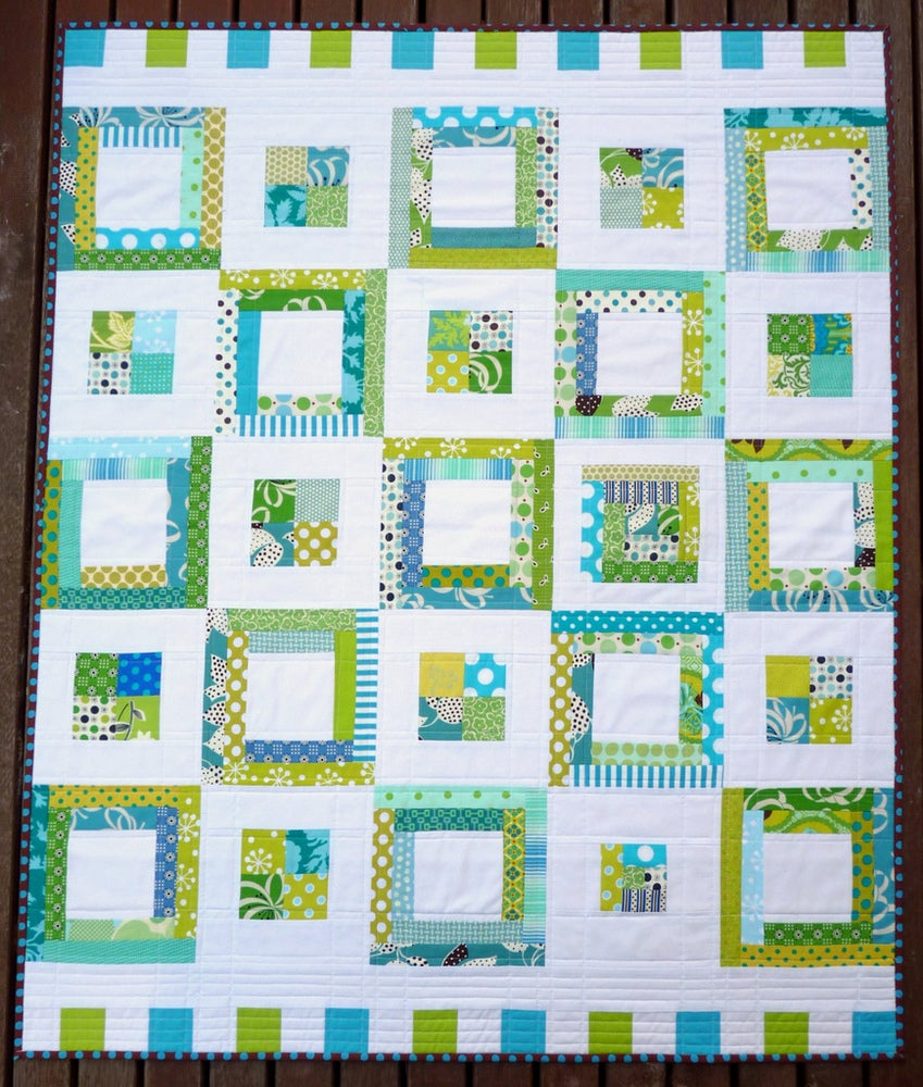 Image of Alice Quilt Pattern (pdf file)