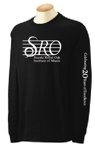 Image of SRO Men's/Unisex Long Sleeve Tee