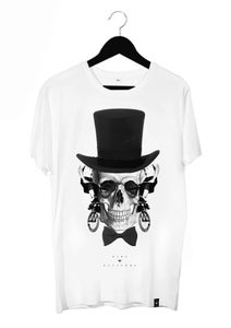 Image of Skull Riders - Unisex Bamboo Cotton