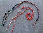 Image of EMBELLISHED LARIAT