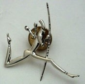 Image of Bushman pin