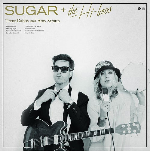 Image of SUGAR + THE HI-LOWS CD