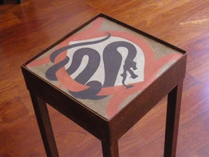 Image of Dragon plant stand